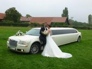 Stretchlimousine Chrysler 300c