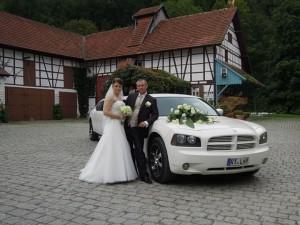 Stretchlimousine Dodge Charger